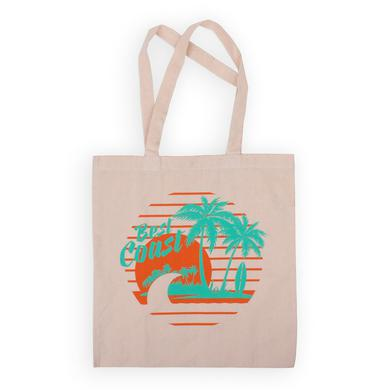 Best Coast 'Paradise' Tote Bag
