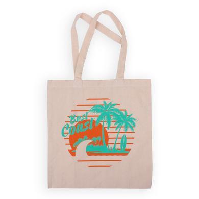 Best Coast 'Paradise' Tote Bag