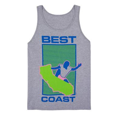 Best Coast 'Surfer' Unisex Tank Top