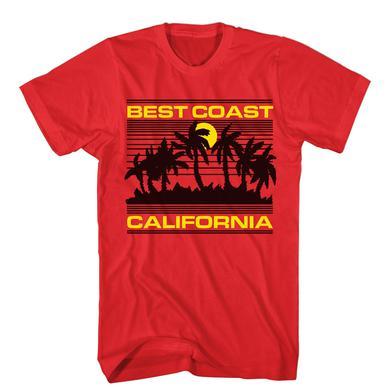Best Coast 'Sunset' T-Shirt
