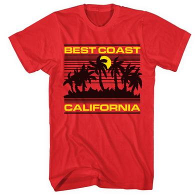 Best Coast 'Sunset' T-Shirt