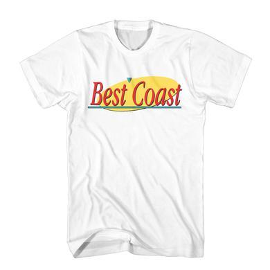 Best Coast 'Snacks' T-Shirt