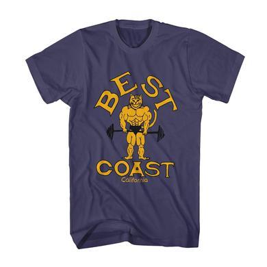 Best Coast 'Gym' T-Shirt