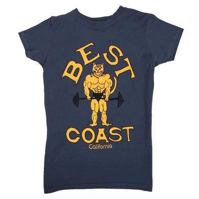 Best Coast 'Gym' Women's T-Shirt