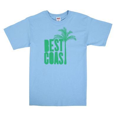 'Best Coast Palm' T-Shirt