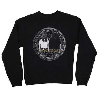 Best Coast 'Astrology' Crewneck Sweater