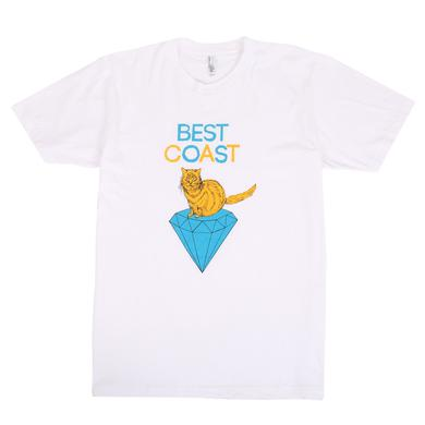 Best Coast 'Diamond Snacks' T-Shirt