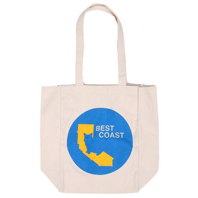 Best Coast 'Snacks California' Tote Bag