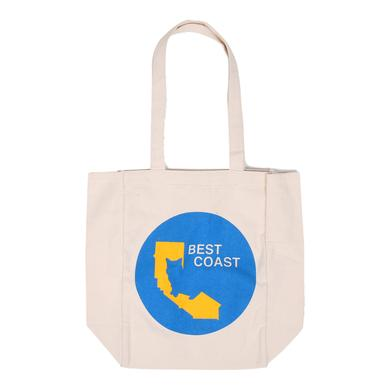 Best Coast 'Snacks California' Tote Bag