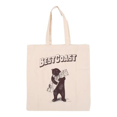 Best Coast 'The Only Place' Tote Bag