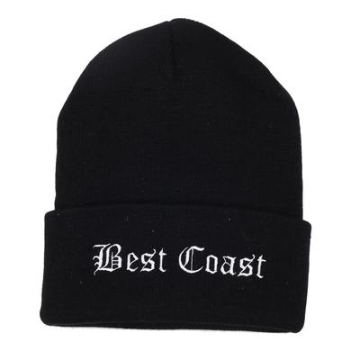 Best Coast 'Script' Beanie