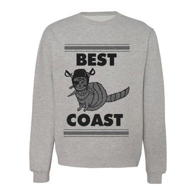 Best Coast 'Snacks Raider' Crewneck Sweater