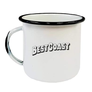 Best Coast Enamel Mug