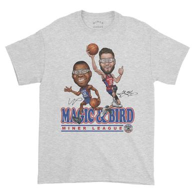 Andy Mineo Magic & Bird Caricature Tee