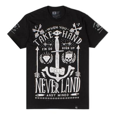 Andy Mineo 'So High Up I'll Never Land' T-Shirt