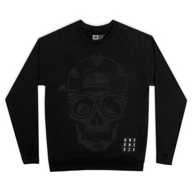 Andy Mineo 'Skull' Mono Crew Sweatshirt