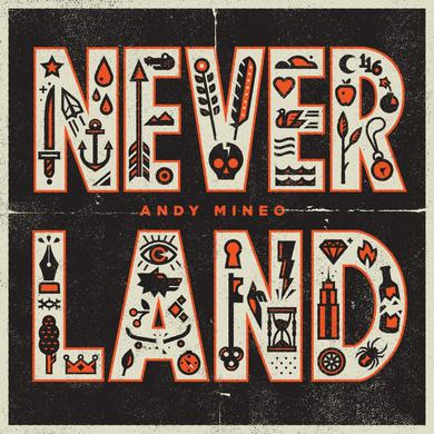 Andy Mineo 'Never Land' EP (Vinyl)