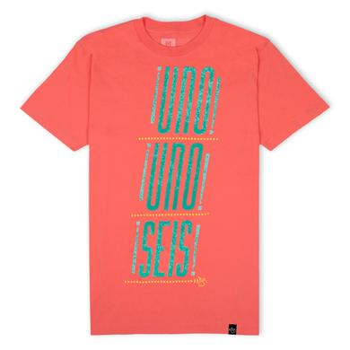 Andy Mineo 'Uno Uno Seis' T-Shirt