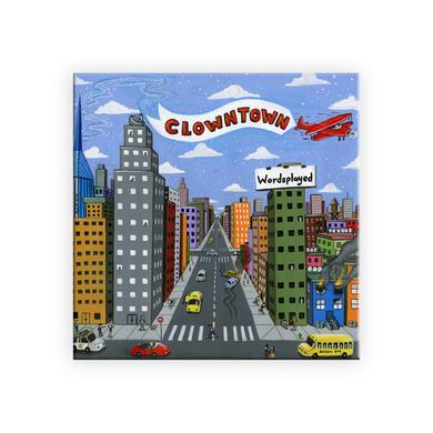 Andy Mineo Wordsplayed 'Clowntown' CD