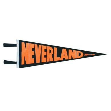 Andy Mineo 'Never Land' Pennant