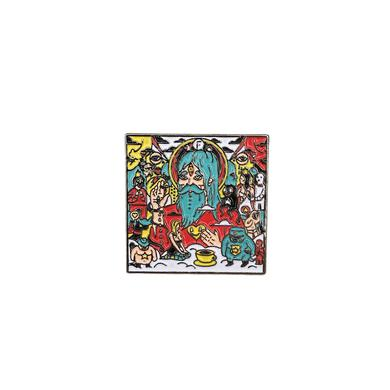Father John Misty 'Fear Fun' Enamel Pin