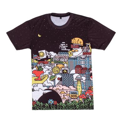 Father John Misty 'Cartoon Land' T-Shirt
