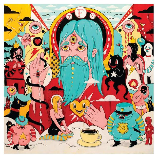 Father John Misty 'Fear Fun'