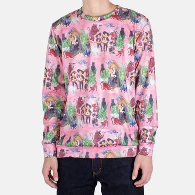 Father John Misty HONEYBEAR™ 'Album Cover' All Over Print Sweatshirt