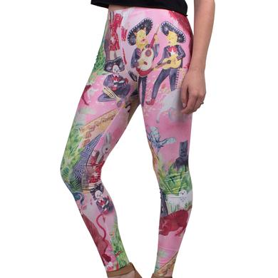 Father John Misty HONEYBEAR™ 'Album Cover' Leggings