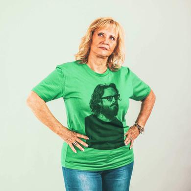 Father John Misty Green Screen Tee