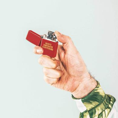 Father John Misty God's Favorite Customer Lighter