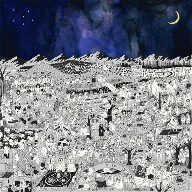 Father John Misty 'Pure Comedy' CD + MP3 Download