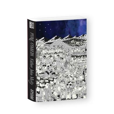 Father John Misty 'Pure Comedy' Cassette - PREORDER (Ships 3/31)