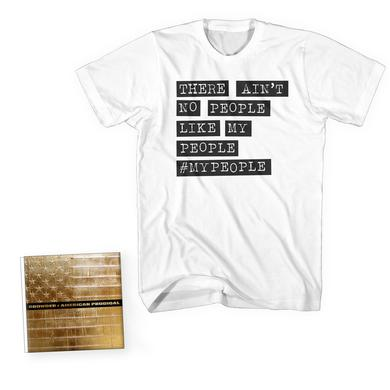 Crowder 'My People' T-Shirt Bundle