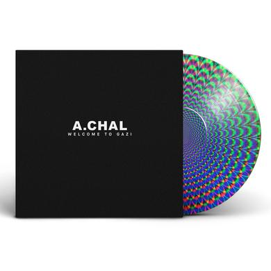A. Chal A.CHAL - Welcome to GAZI (Vinyl)
