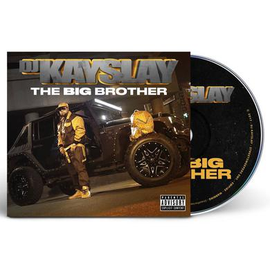 DJ Kay Slay - The Big Brother (CD)