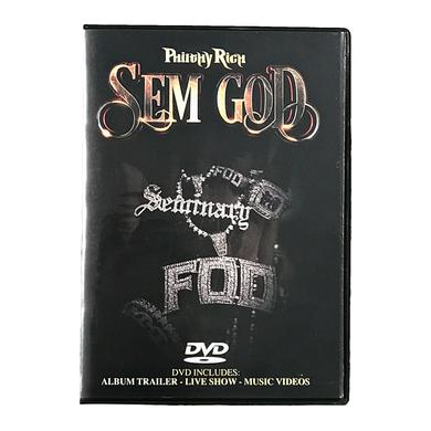 Philthy Rich - Sem God DVD