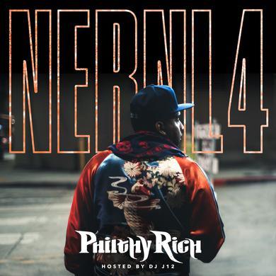 Philthy Rich - N.E.R.N.L. 4 (CD)