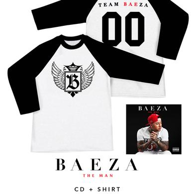 Baeza Shirt + CD Bundle