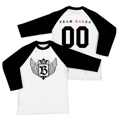 Team Baeza Women's Raglan T-shirt