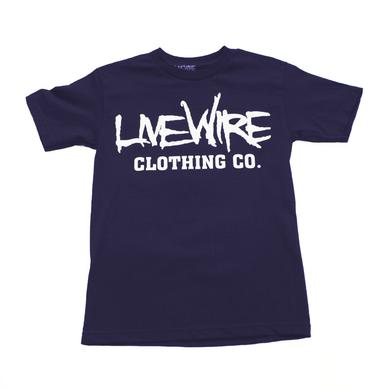 J. Stalin - Livewire T-Shirt (Navy)