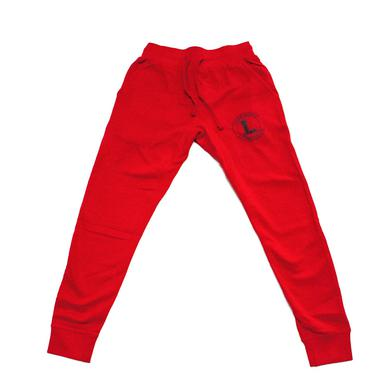 J. Stalin - Insignia Jogger Sweats (Red)