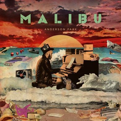 Anderson Paak - Malibu CD