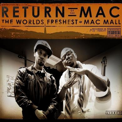 The World's Freshest & Mac Mall - Return of the Mac CD