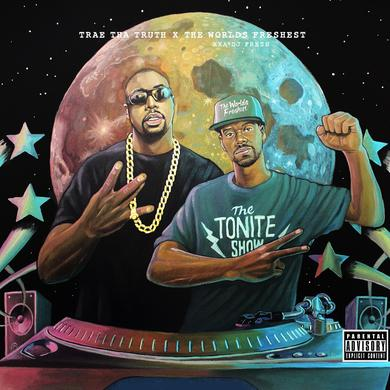 Trae Tha Truth & The Worlds Freshest - The Tonite Show CD