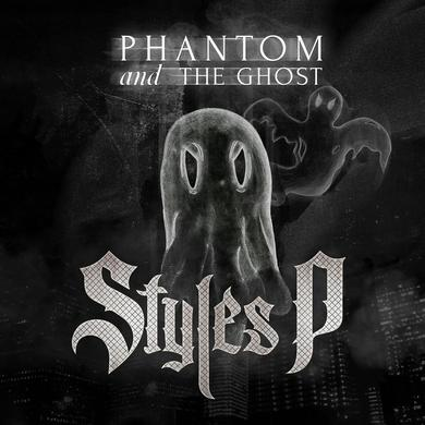 Styles P - Phantom and The Ghost CD