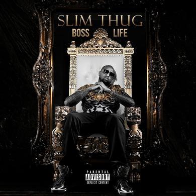 Slim Thug - Boss Life CD