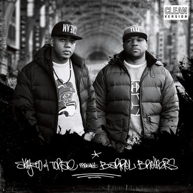 Skyzoo & Torae - Barrel Brothers CD