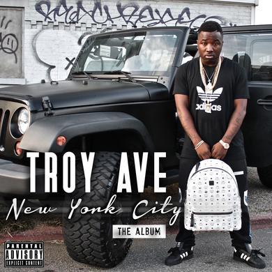 Troy Ave - New York City CD
