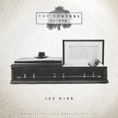Jez Dior - The Funeral CD